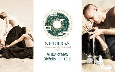 """""""Neringa – Lietuvos kultūros sostinė 2021"""" atidarymo renginys"""
