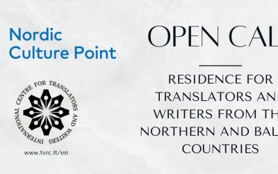 Open Call for Baltic and Nordic Translators and Writers